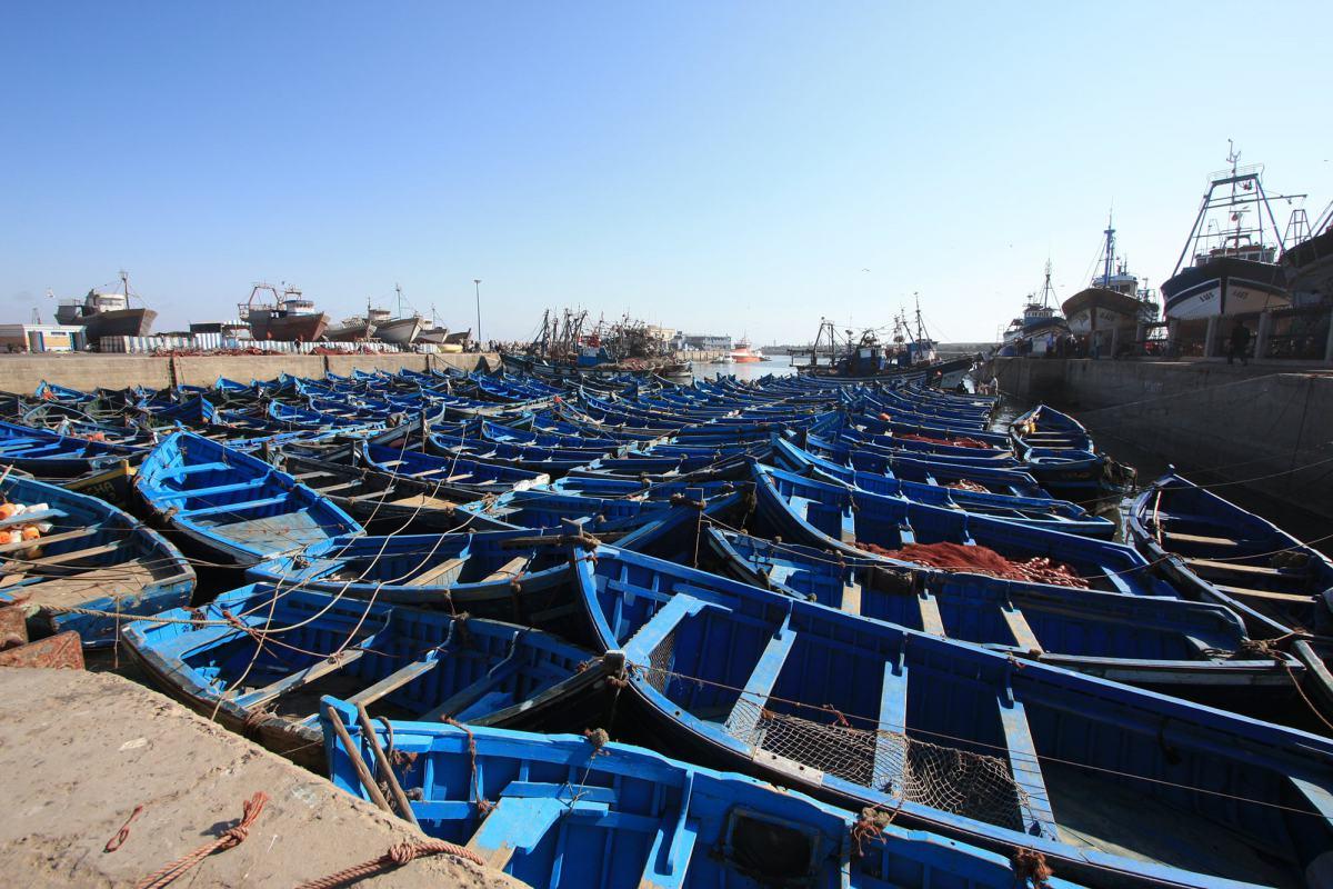 organisation de voyages incentive à Essaouira par Preference Events