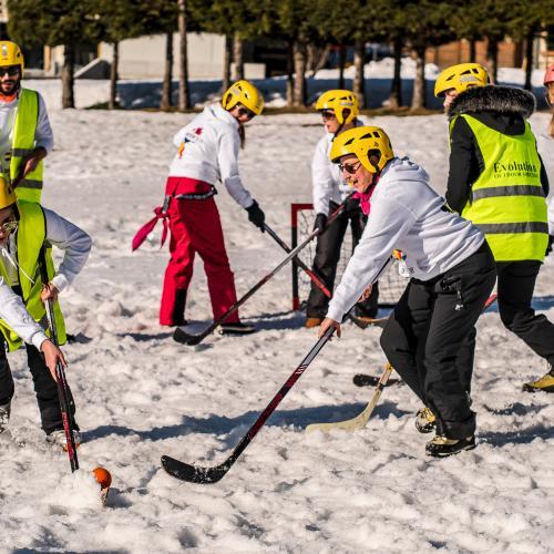 Organisation de voyages incentive a Chamonix par PREFERENCE EVENTS