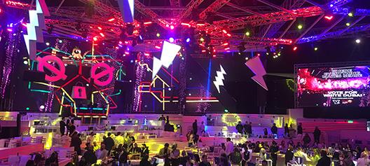 Organisation d'evenements d'exception a Dubai par PREFERENCE EVENTS