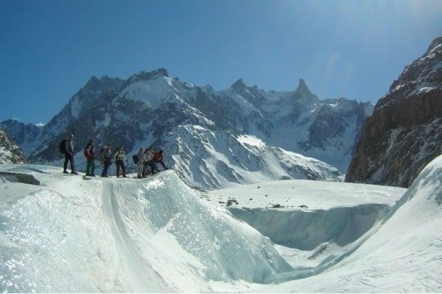 organisation de séminaires et voyages incentive à Chamonix par PREFERENCE EVENTS