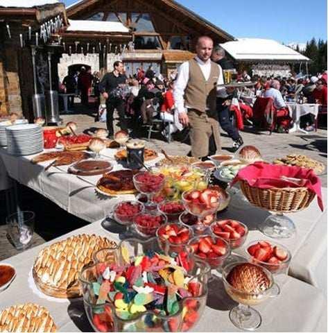 organisation d'événements de luxe pour les entreprises à Courchevel par PREFERENCE EVENTS