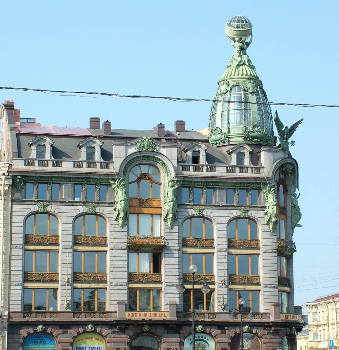 Organisation de voyages de presse ou de récompense à Saint-Petersbourg par PREFERENCE EVENTS