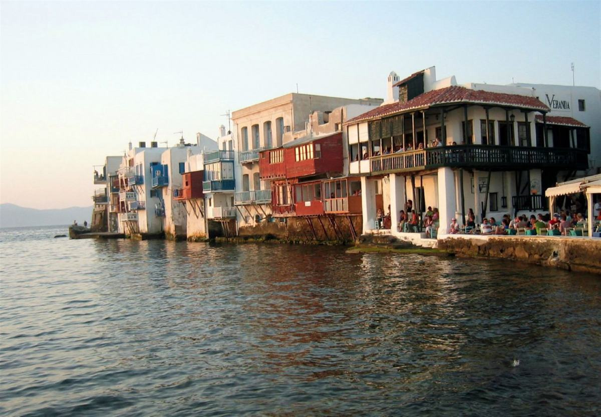 organisation de voyages de récompense à Mykonos par PREFERENCE EVENTS