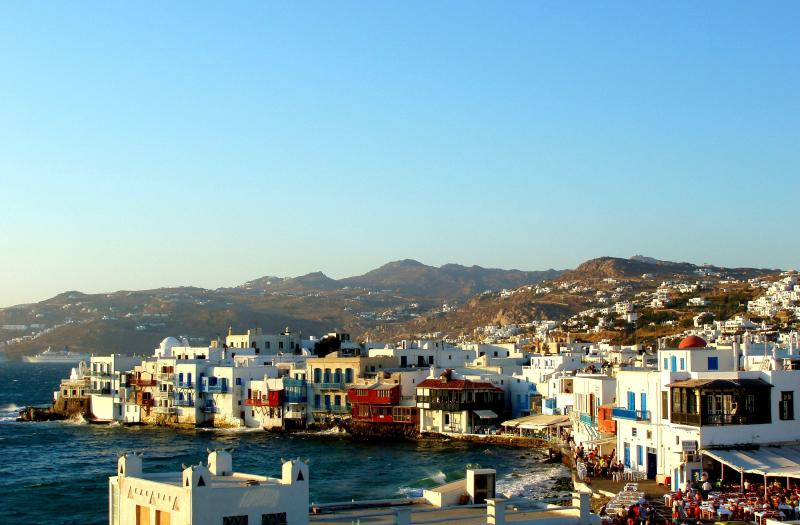 organisation de voyages de récompense à Mykonos par PREFERENCE EVENTS