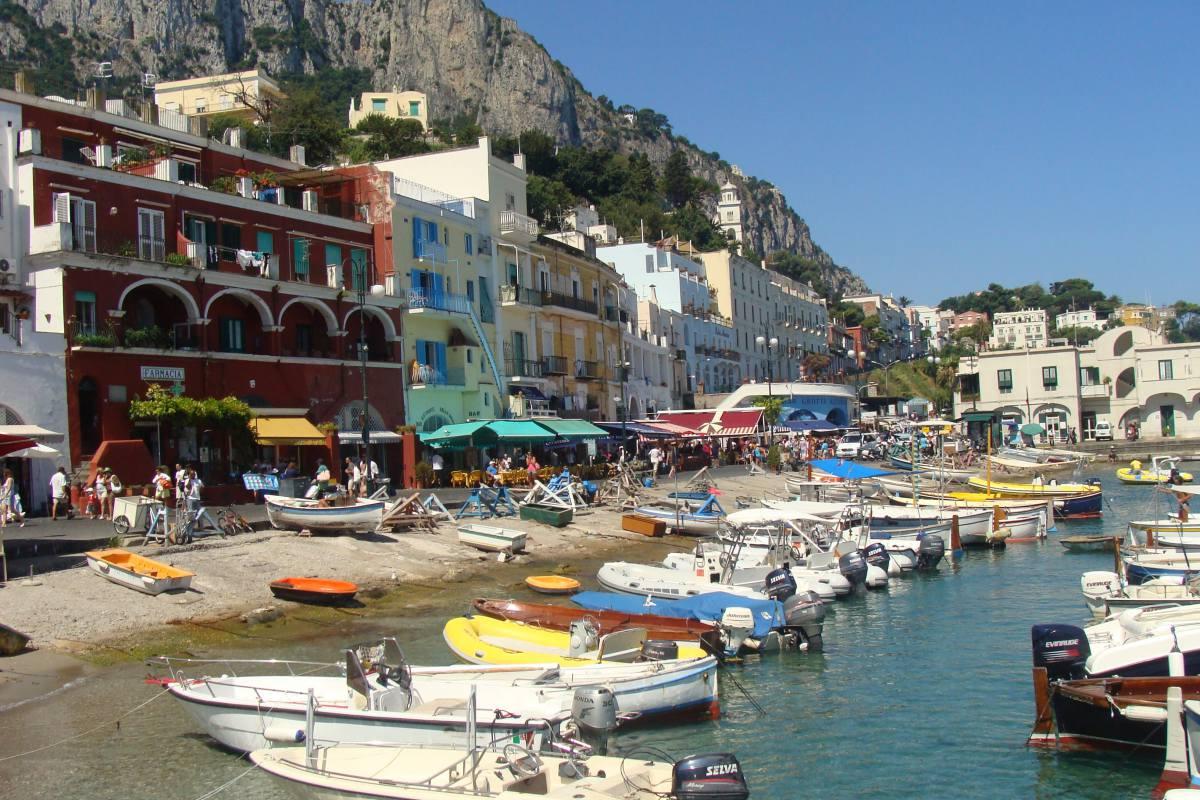 Organisation d'événements pour les entreprises à Capri par PREFERENCE EVENTS