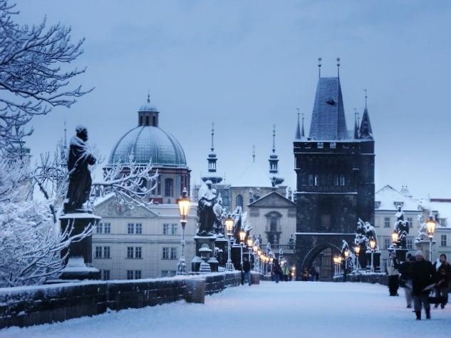 Organisation de voyages de presse et de séminaires de luxe à Prague par PREFERENCE EVENTS