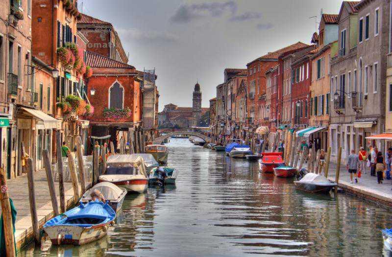 Organisation d'événements de luxe et de comités de direction à Venise par PREFERENCE EVENTS