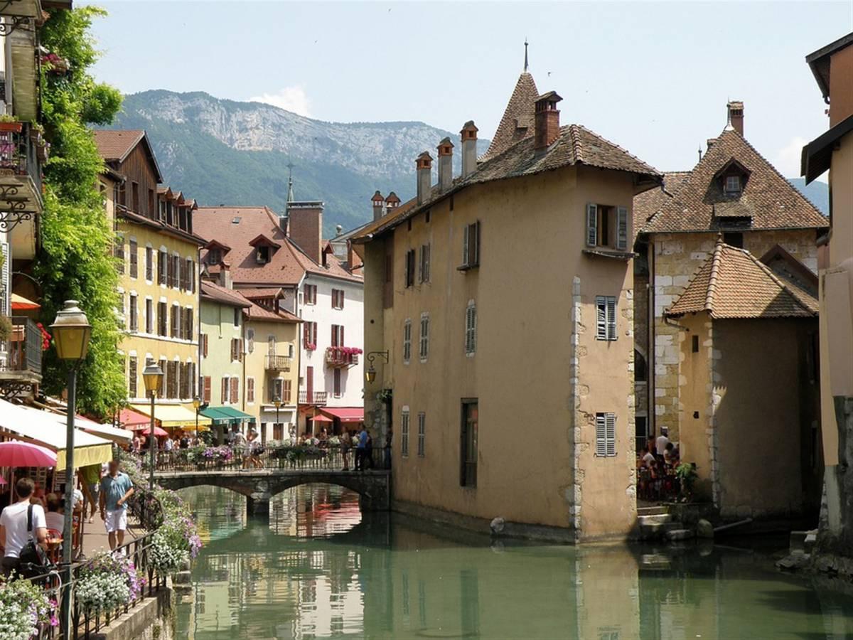 Voyages incentive à Annecy par Preference Events