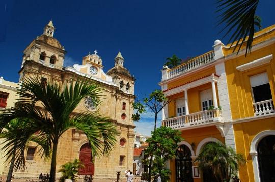 Organisation de voyages pour les entreprises en Colombie, de Bogota a Carthagene par PREFERENCE EVENTS
