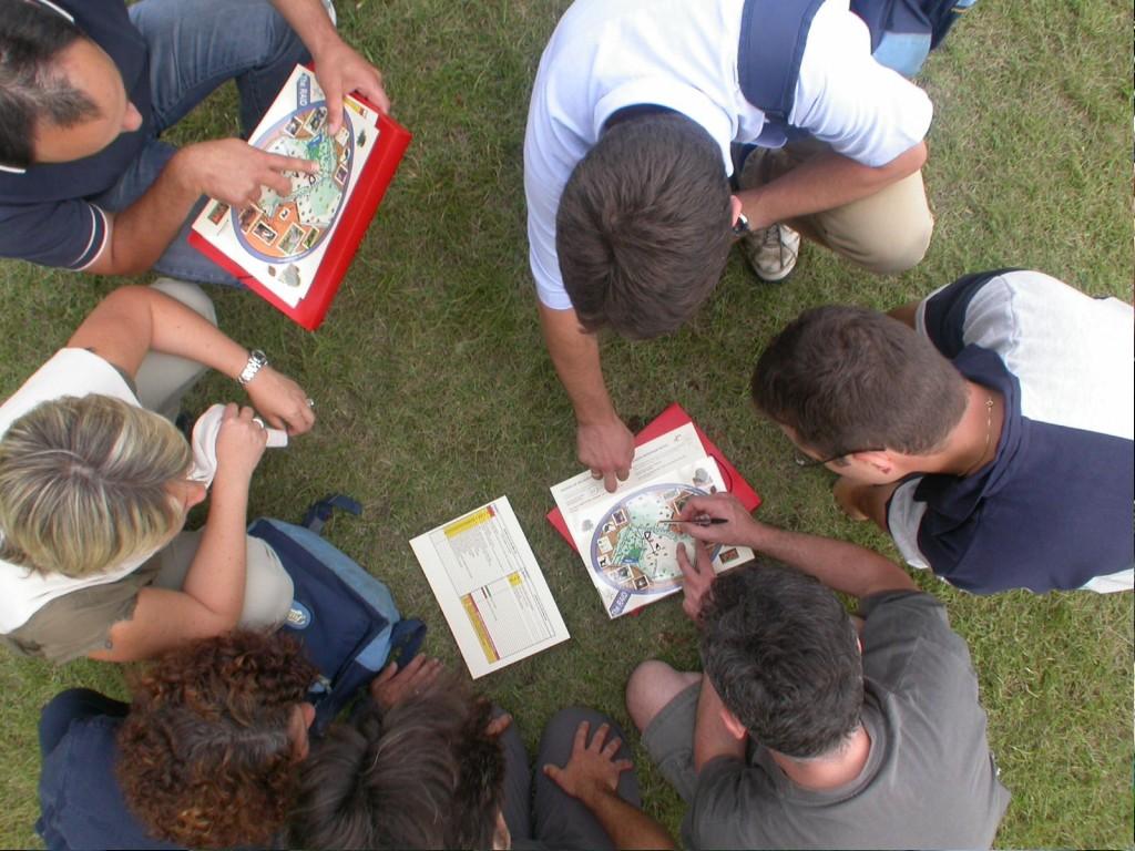 Journees et seminaires incentive team building par PREFERENCE-EVENTS