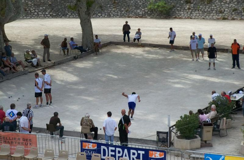 Organisation de soirees petanque par PREFERENCE EVENTS