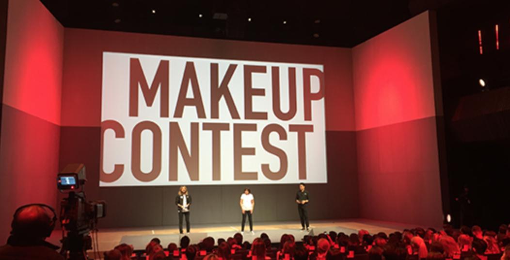 Organisation de make up contests a paris par PREFERENCE EVENTS