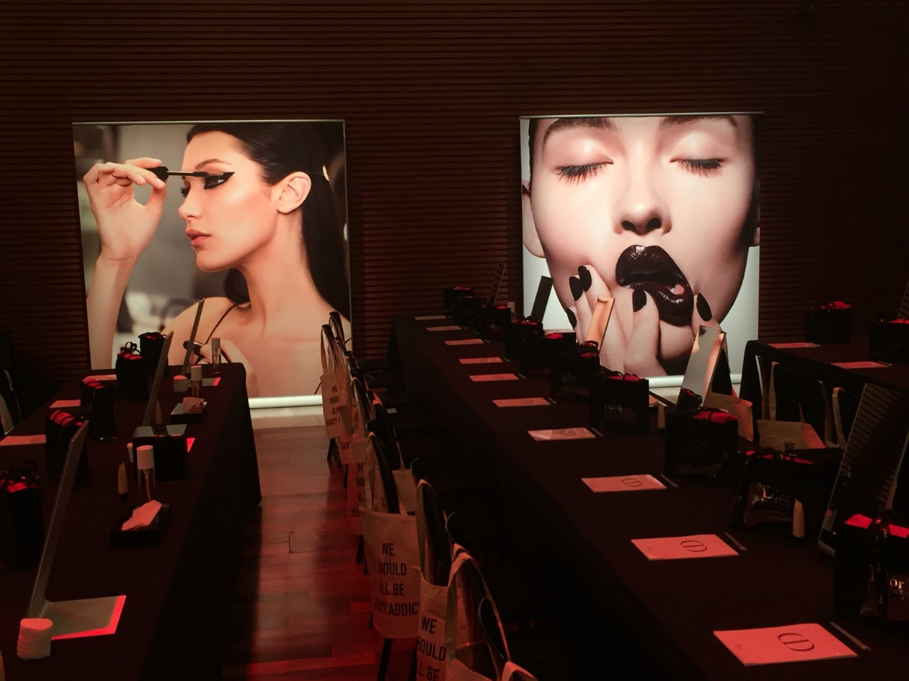 Organisation de make up days par PREFERENCE EVENTS