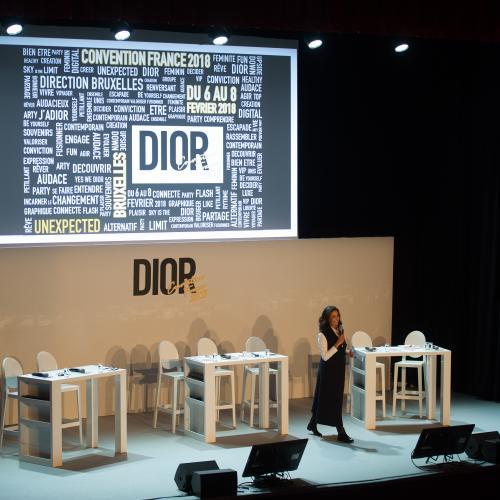 Organisation de convention a Bruxelles par PREFERENCE EVENTS