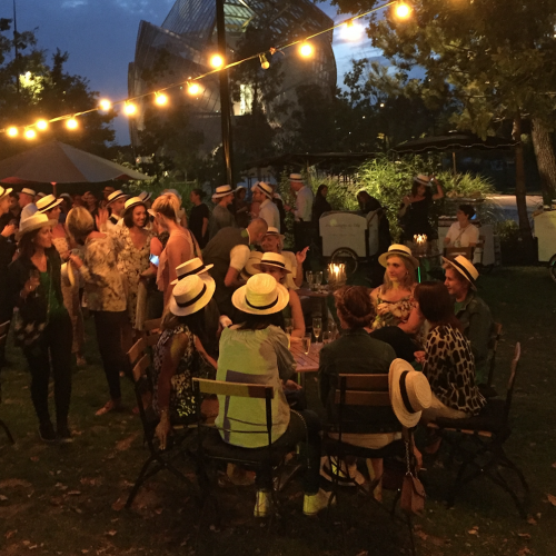 Organisation de soirees guinguette a Paris par PREFERENCE EVENTS