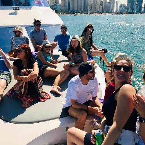 Organisation de voyages de recompense a Dubai par PREFERENCE EVENTS