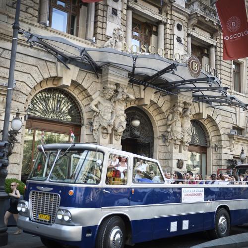 Voyage incentive a Budapest pour CHANEL par PREFERENCE EVENTS
