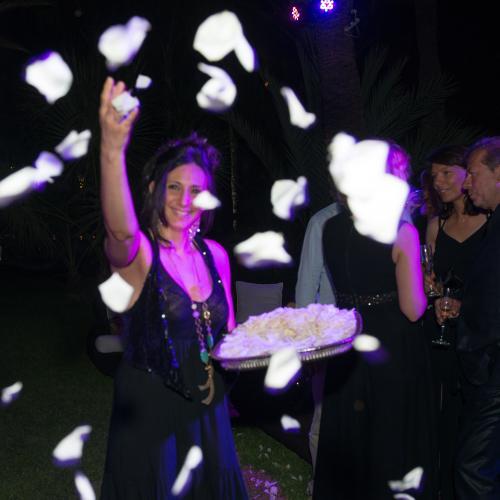 Organisation d'un anniversaire privé à Marrakech par PREFERENCE EVENTS