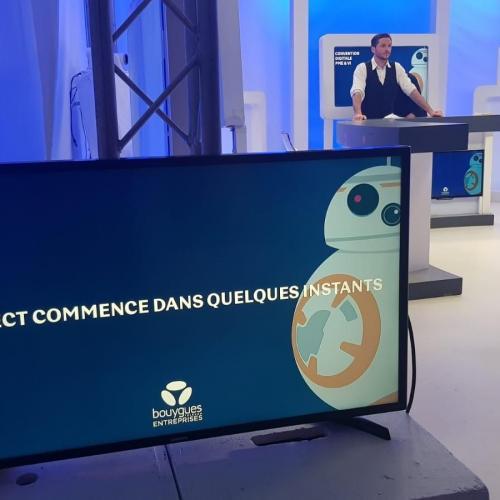 Bouygue digital par PREFERENCE EVENTS