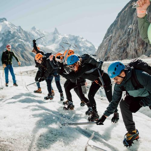 Seminaire a Chamonix par PREFERENCE EVENTS